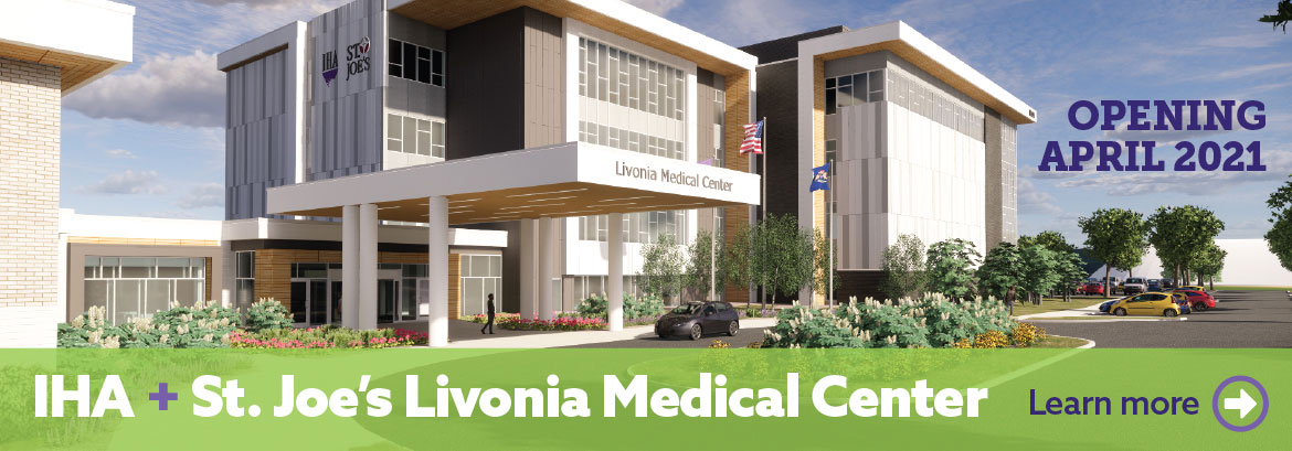 Livonia Medical Center Rendering
